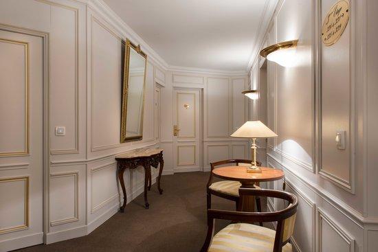 Hotel Princesse Caroline : Parties Communes