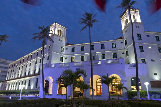 Hotel Caribe : Exterior