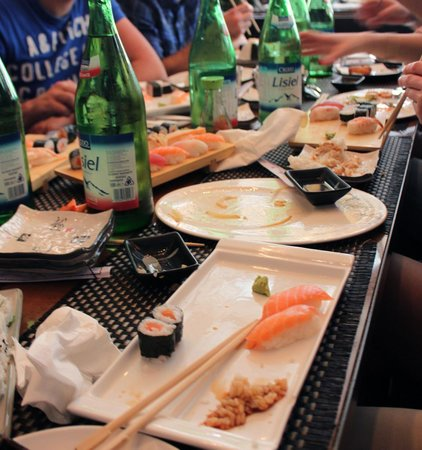 Hayashi: all you can eat
