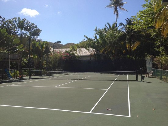 Saint Mary's, Antigua: Courts
