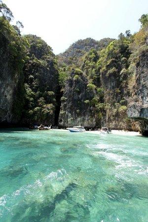 Phuket Sail Tours : Monkey Island