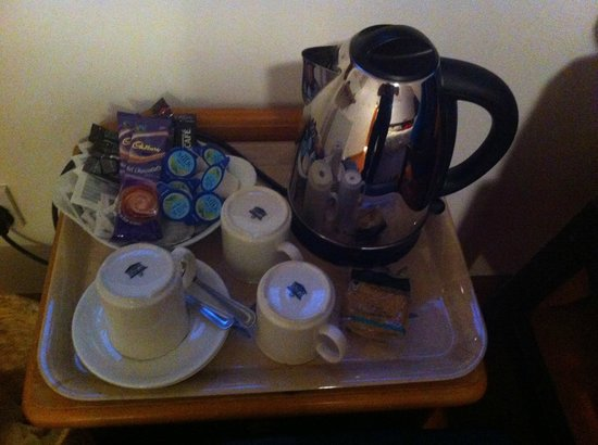 Witchwood House : Además del desayuno en el restaurante se dispone de este servicio en la habitación