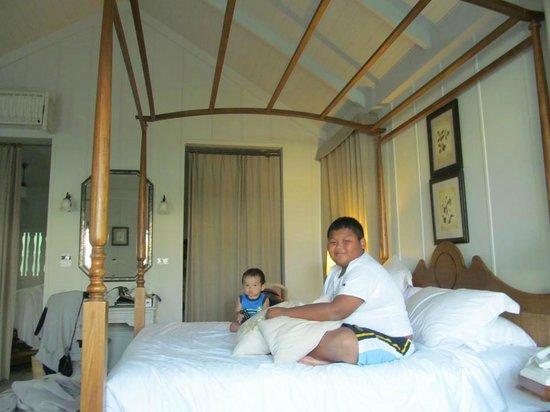 Devasom Hua Hin Resort : Beach Front Villa Room