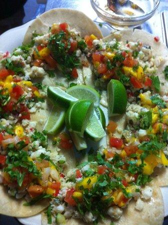 Carlos Cantina: Fish Tacos X 6