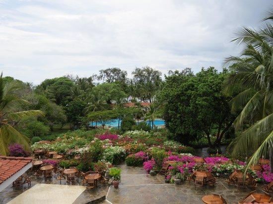 Diani Sea Resort : Pretty Gardens