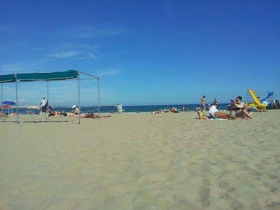 MedPlaya Hotel Calypso: beach