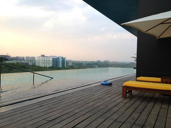 Trident Hyderabad: Trident Pool