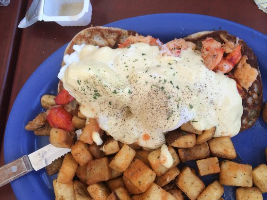 Keltic Kitchen : Lobster Benedict