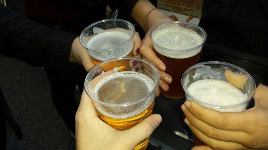 Birrifugio Trastevere: la birra per i 5 anni dall apertura!