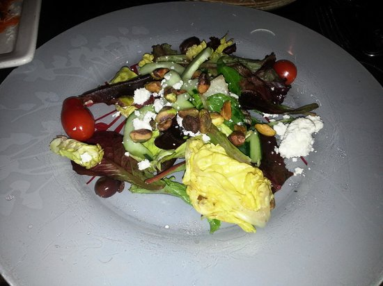 Meditteranean Salad