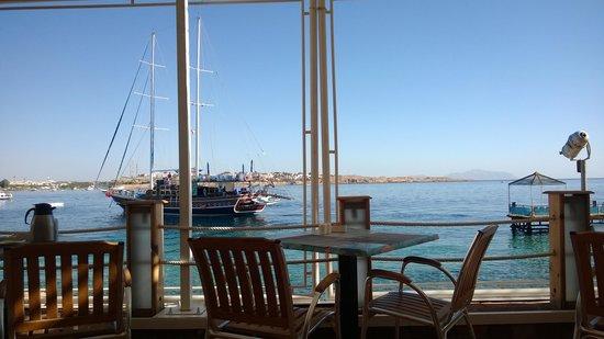 Lido Sharm Hotel: Breakfast Area