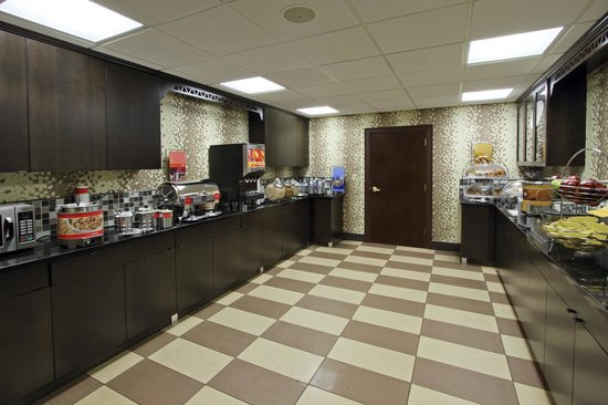 Hampton Inn & Suites Newtown: Breakfast Daily from 6am to 10am