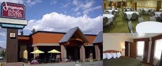 Jorgenson's Inn & Suites: outside