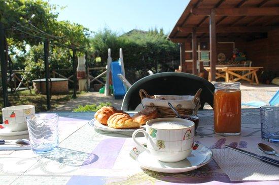 B&B Le Terrazze: la colazione di Francesco