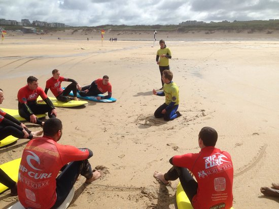 Newquay Activity Centre: Let's get it on