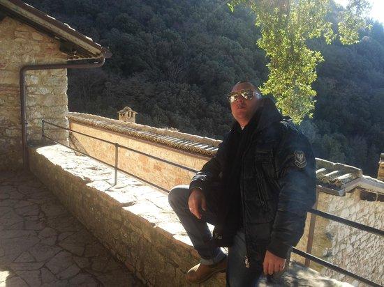 Eremo della Carceri: Eremo delle Carceri Assisi. Dott. Avv. Aldo Martucci