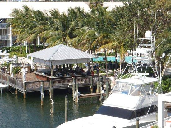 Hilton Fort Lauderdale Marina: bar da piscina