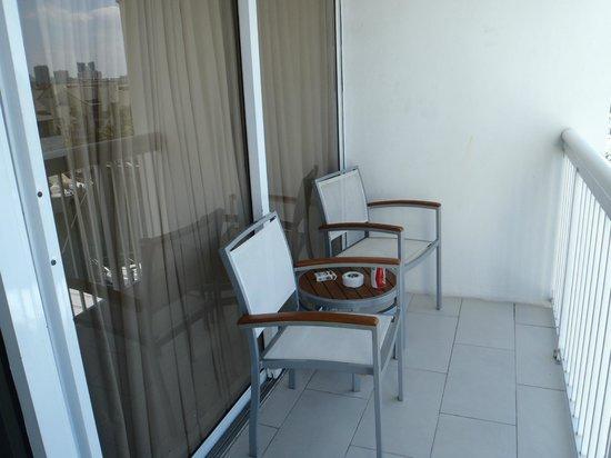 Hilton Fort Lauderdale Marina: sacada