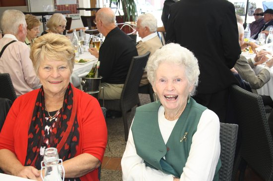 Domanis : Faith Whear &Margaret Pratt