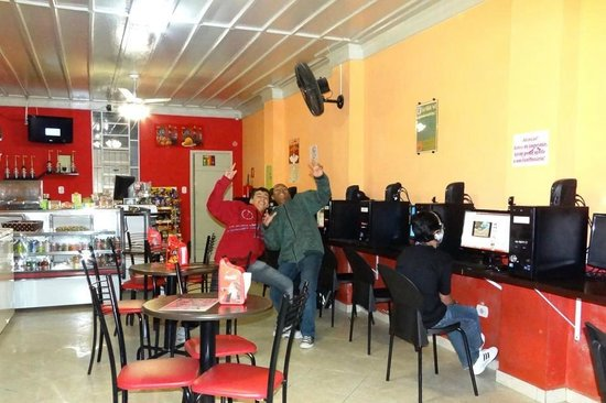 What Is Internet Cyber Cafe