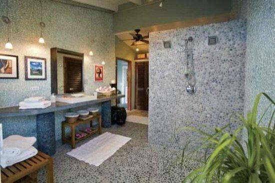 Villa Papillon : Pavilion Bathroom