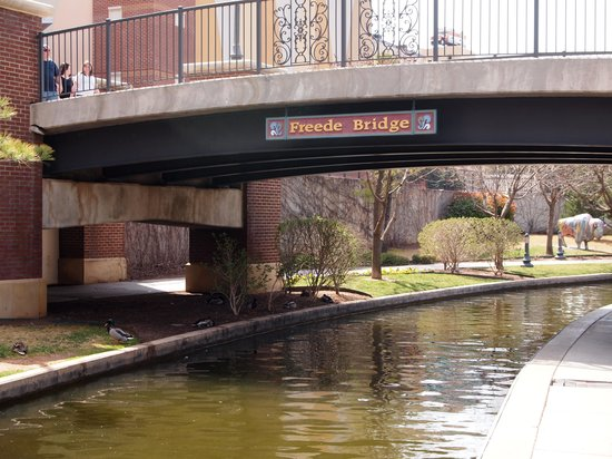 Bricktown: One of Many Bridges