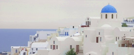 Cliff Side Suites: Oia