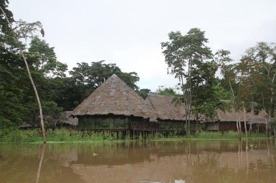 Chullachaqui  Eco Lodge: lodge