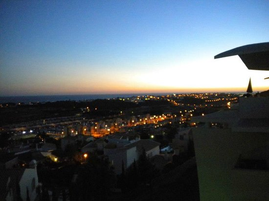 Encosta da Orada: Beautiful sunset