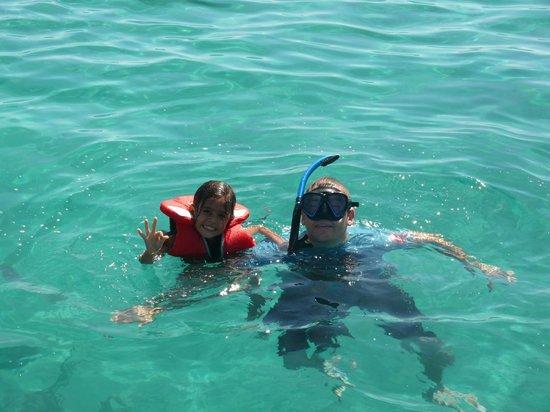 Nukubati Private Island : Snorkelling