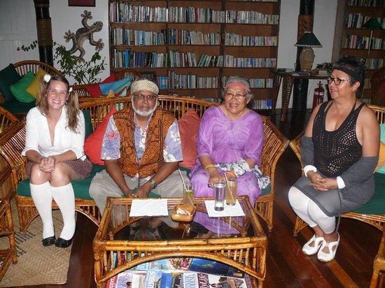 Nukubati Private Island : locals