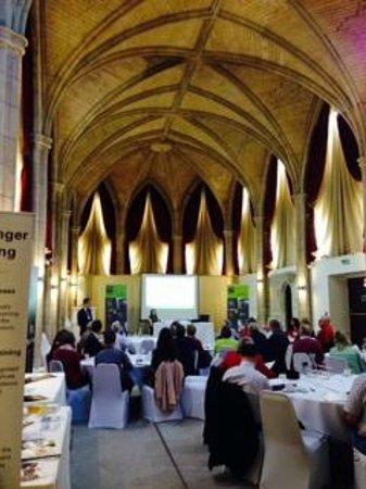 The Alverton : Event venue - the Great Hall