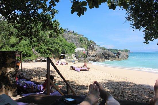Ayana Resort And Spa Bali Private Beach