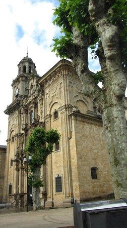 El Monasterio de San Salvador