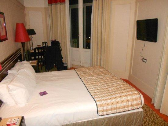 Mercure Biarritz Centre Plaza : chambre 506