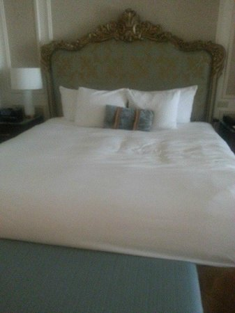 The Venetian Las Vegas : bed
