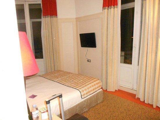 Mercure Biarritz Centre Plaza: chambre 506 avec balcons