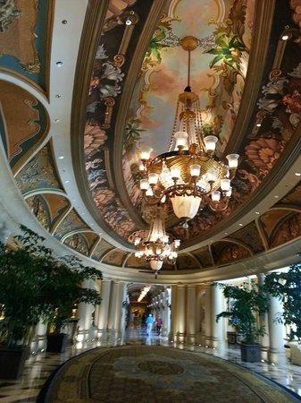 Venetian Resort Hotel Casino : stunning venezia