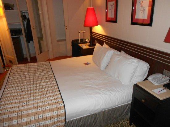 Mercure Biarritz Centre Plaza: chambre 506