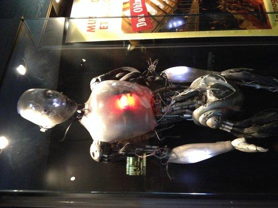 """Musée Miniature et Cinéma : """"I robot"""""""