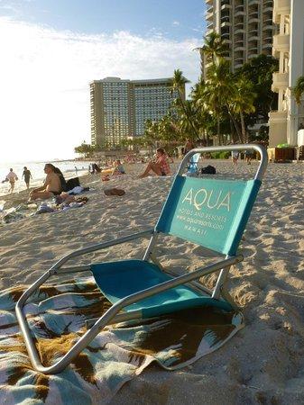 Aqua Aloha Surf Waikiki: Waikiki Beach Honolulu