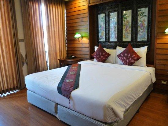 Lamphu Tree House: Habitación