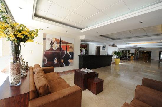 Hotel Real de Minas Express: RECEPCION