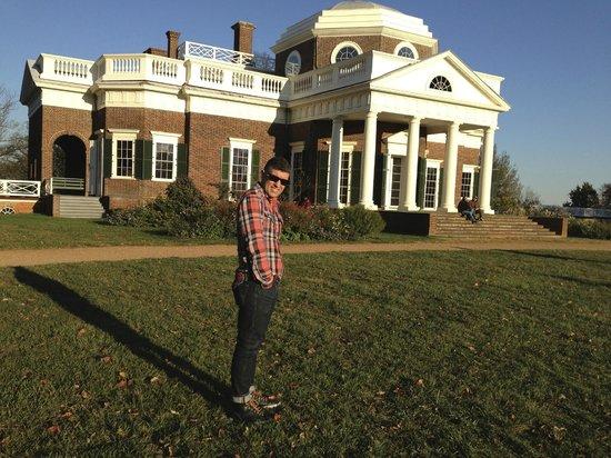 Monticello : Arquitetura eclética