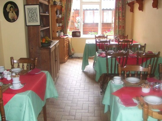 Tipperary, Irlanda: Dining Room