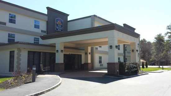 BEST WESTERN PLUS Brunswick Bath