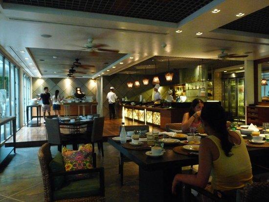 Twinpalms Phuket: Desayuno