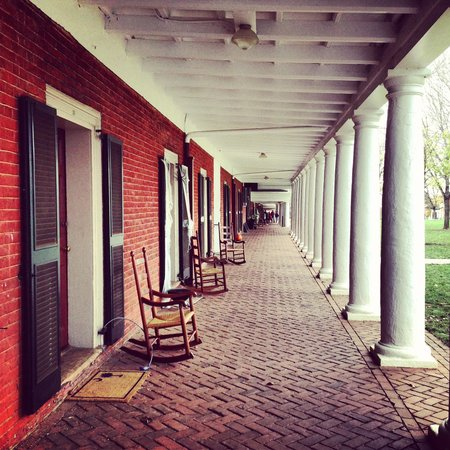 University of Virginia: Residências estudantis