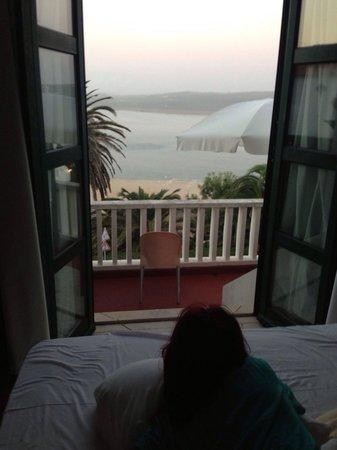 Inatel Foz Do Arelho : Просыпаешься утром , а за окном рай!!! Жизнь прекрасна!!!!