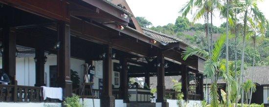 Perhentian Island Resort: Reception